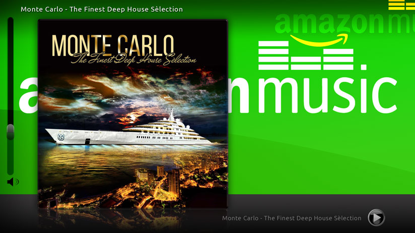 Monte Carlo - The Finest Deep House Sèlection